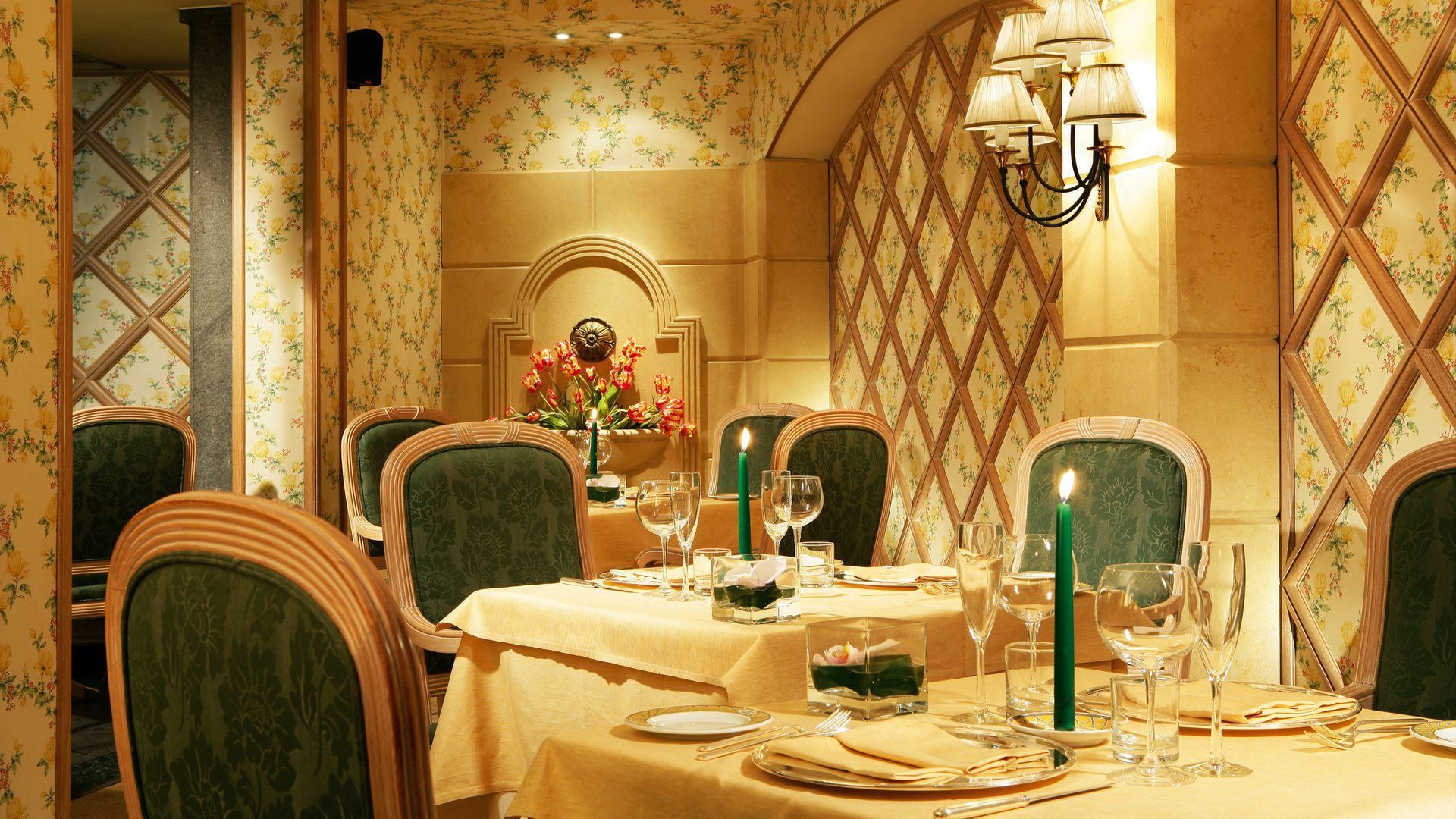 ristorante atmosphere