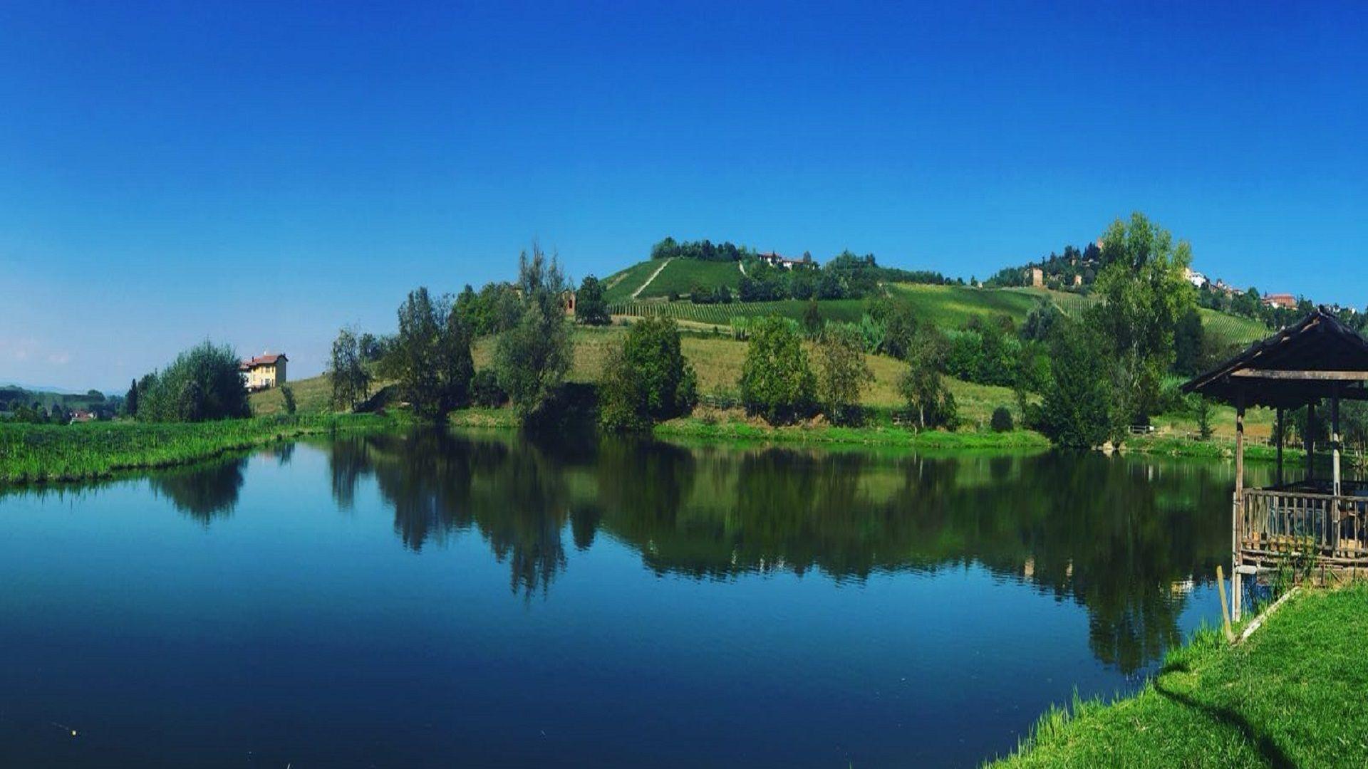 lago del castello