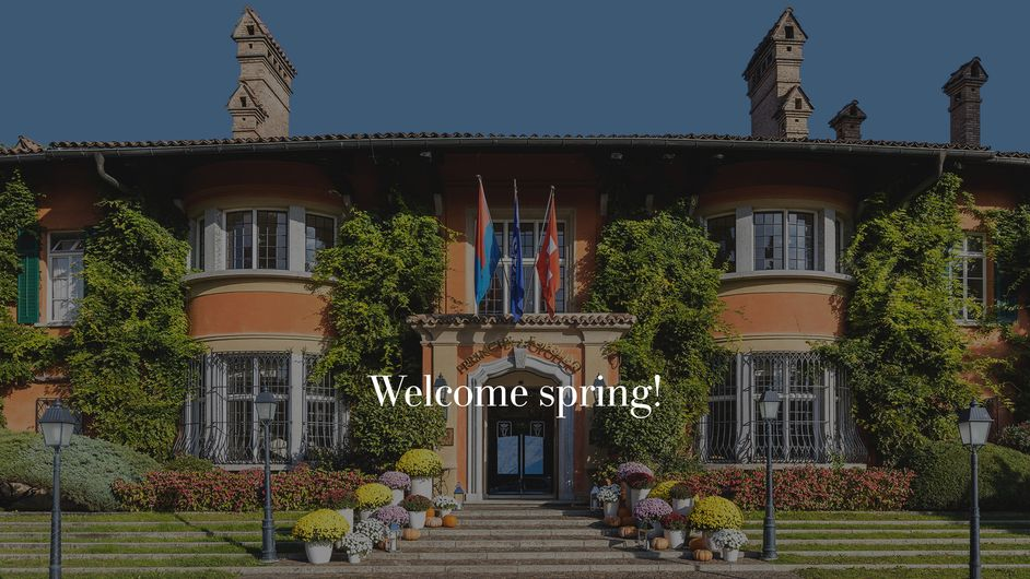 welcome spring 2