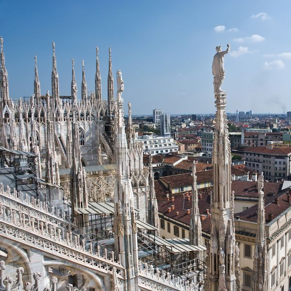 Milan Highlight Walking Tour