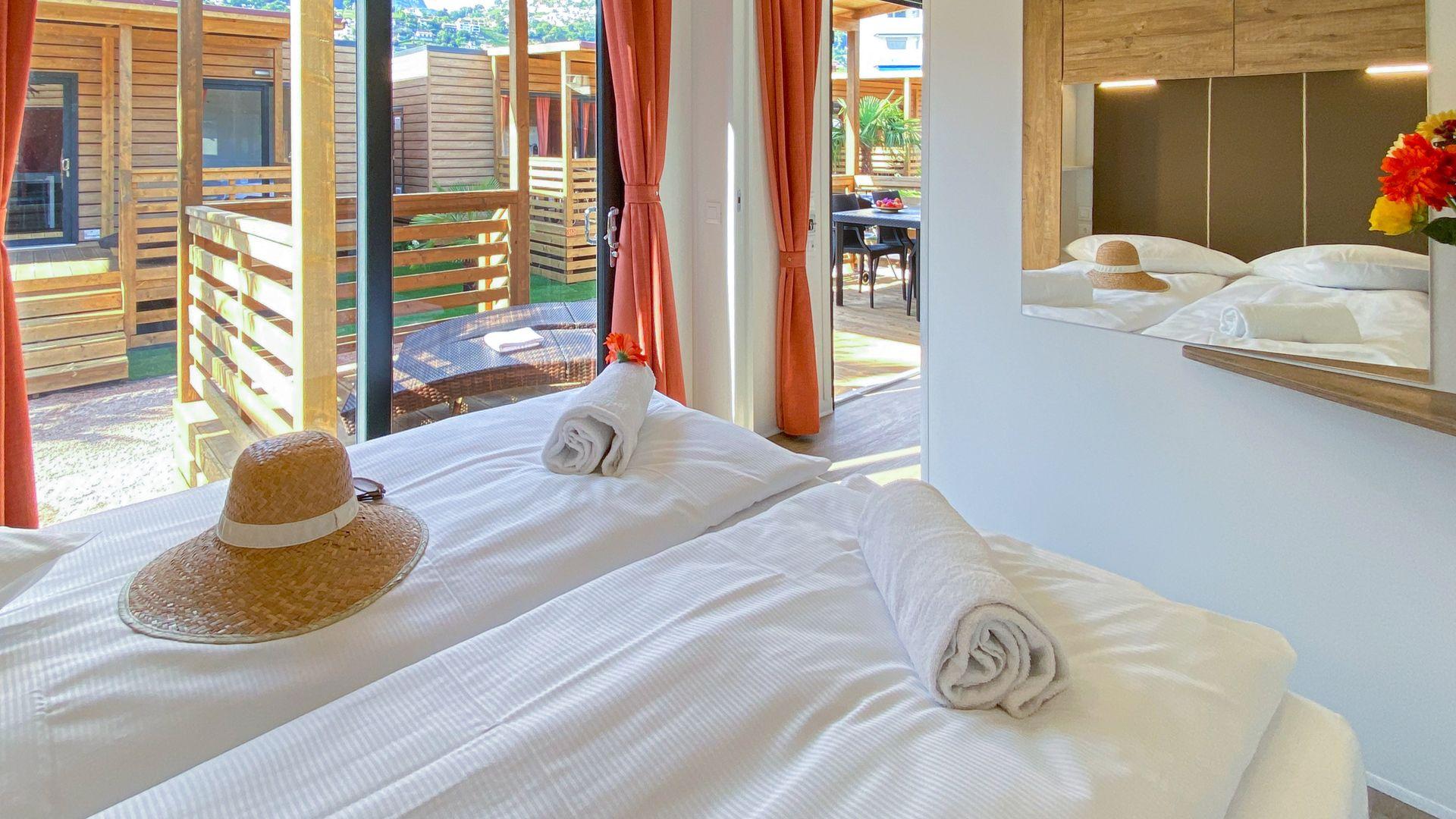Azalea Schlafzimmer